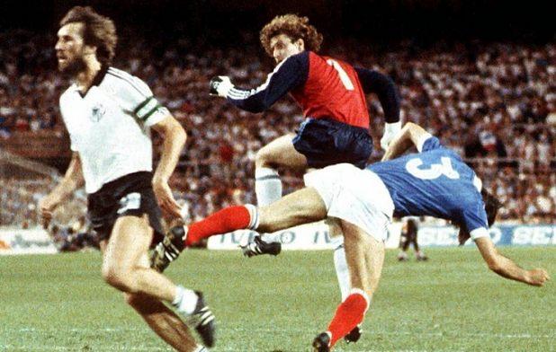 Испания 1982