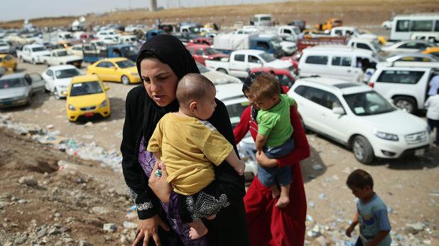 Бежанци в Ирак