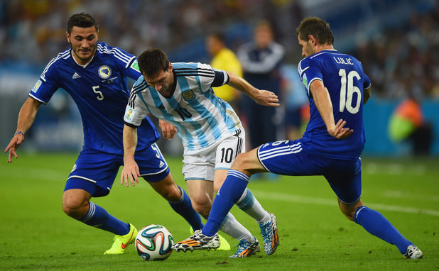 Аржентина - Босна