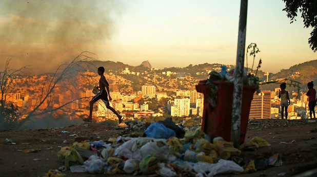 Мръсотия в Бразилия