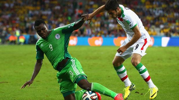 иран - нигерия 0-0 на световното 2014