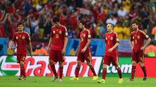 Чили - Испания