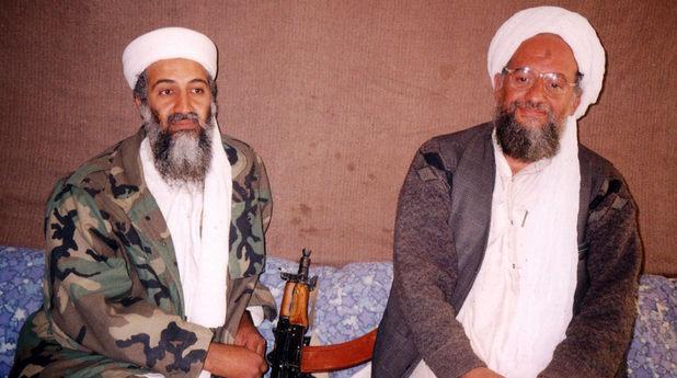 Бин Ладен и Зауахири