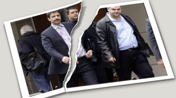 Цветан Василев и Делян Пеевски разделени