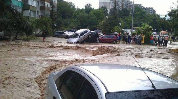Варна под вода