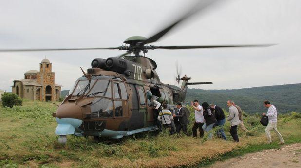 Eвакуация  в Албена