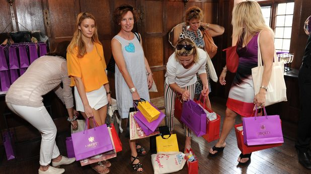 Жени на пазар