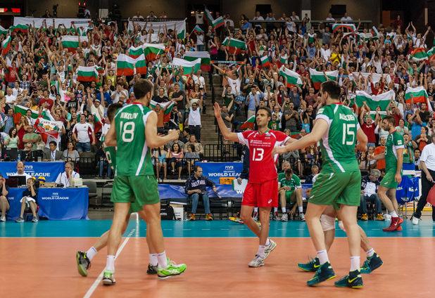 САЩ - България