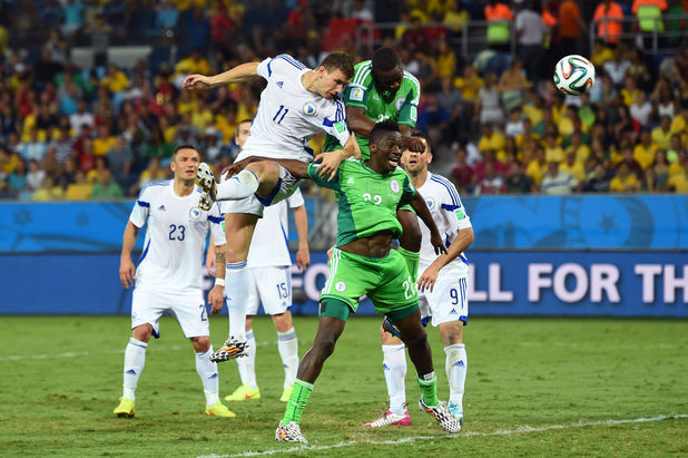 Нигерия - Босна
