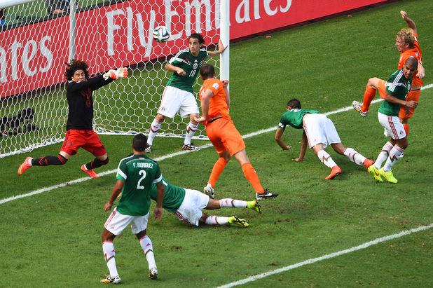 Холандия - Мексико