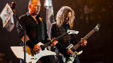 Metallica на Гластънбъри 2014