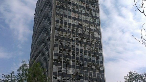 Сградата на Енергопроект