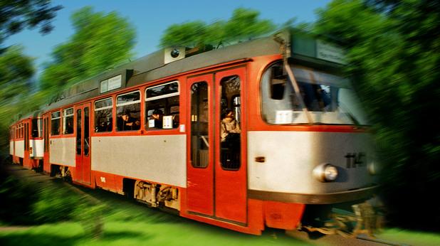 трамвай в борисовата градина