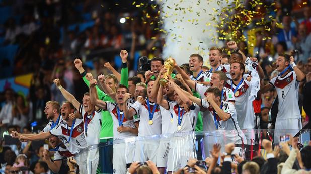 германия световен шампион