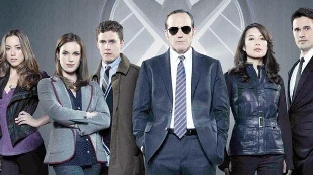 agent of shield сериал