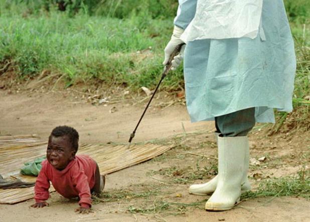 ебола