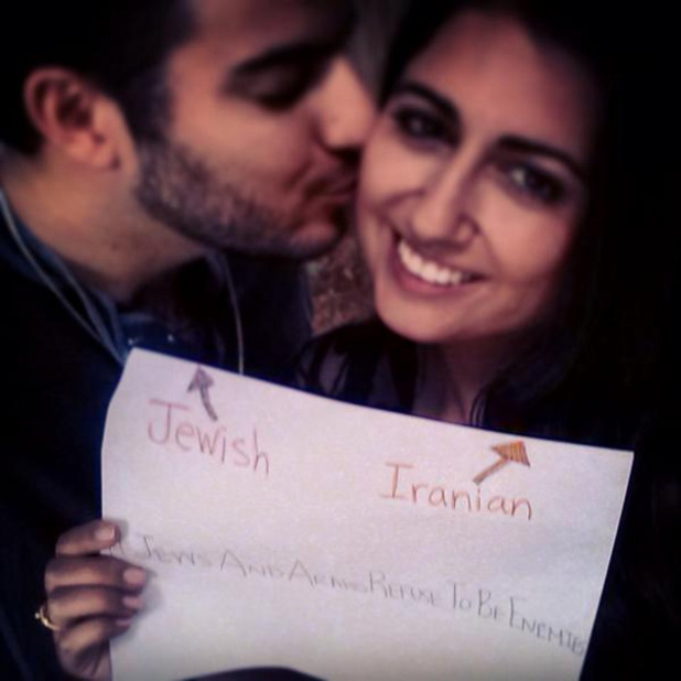 jews and arabs refuse to be enemies