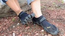 обувки с пръсти