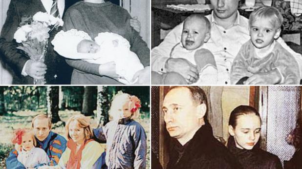 Дъщерите на Путин