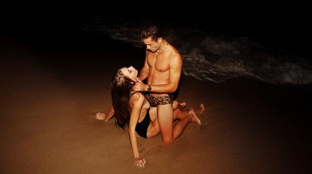 секс на плажа
