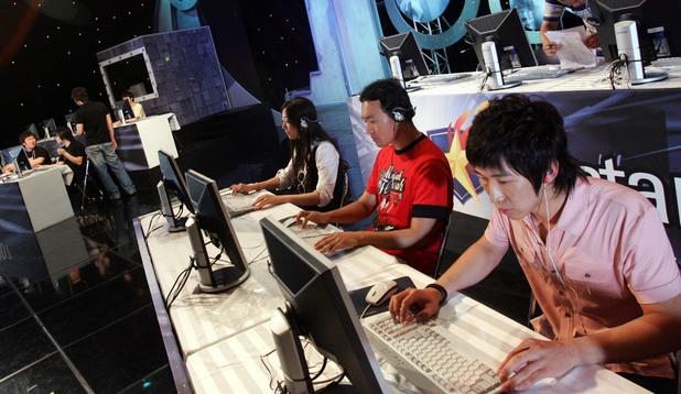 електронен спорт турнир