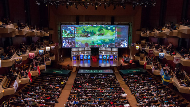 турнир по електронен спорт International