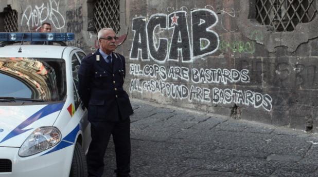 италия полиция