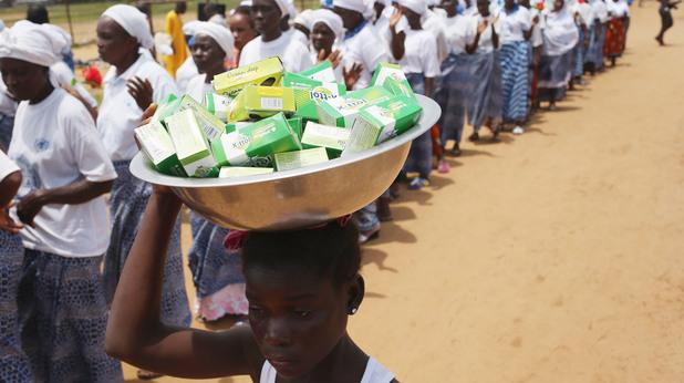 Ебола в Нигерия