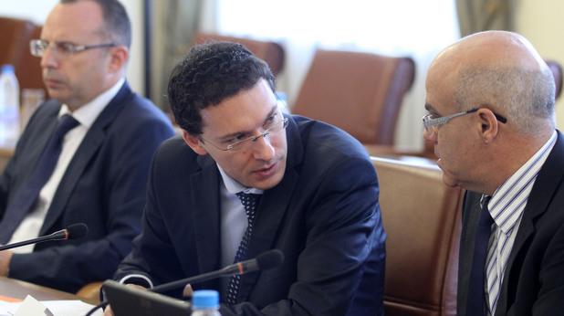 Даниел Митов, служебен министър на външните работи
