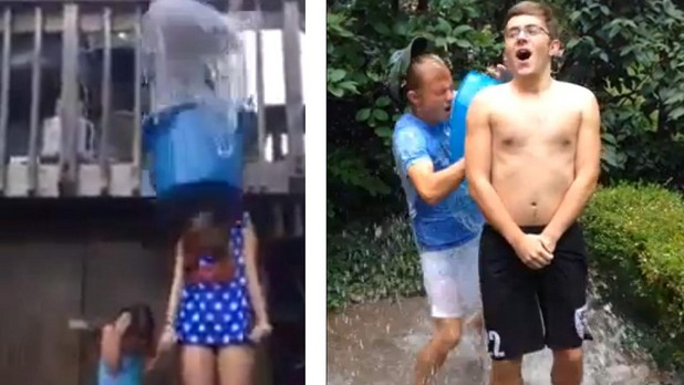 ice bucket challenge fail