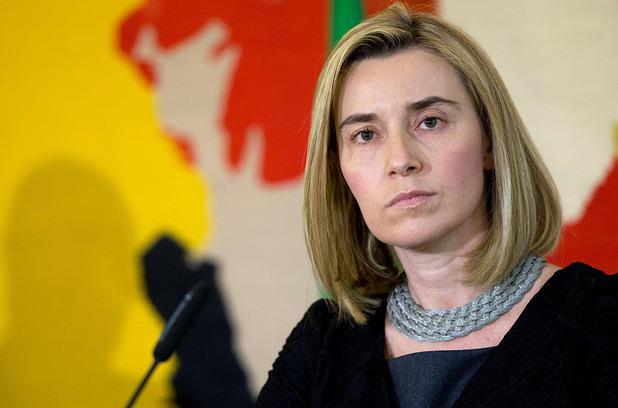 Франческа Могерини