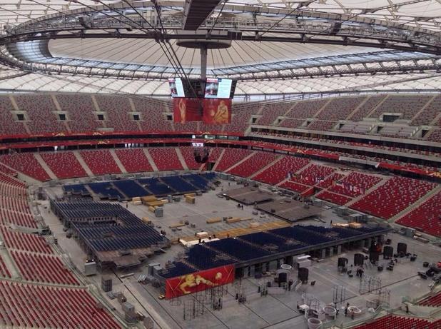 Стадион във Варшава