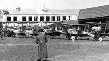 Божурище в края на Първата световна война
