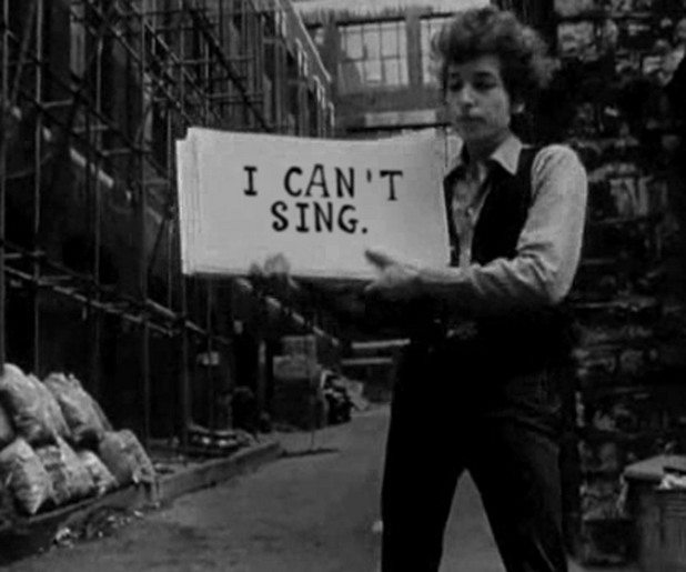 боб дилън subterranean homesick blues лирик видео
