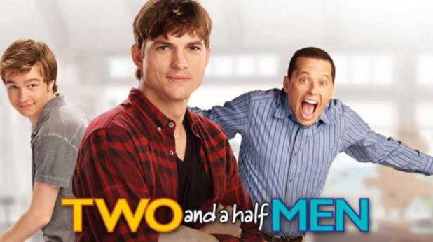 двама мъже и половина