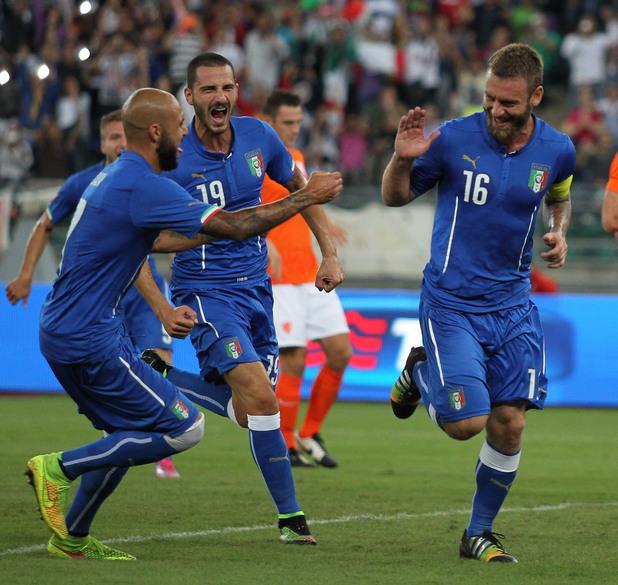 Италия - Холандия