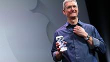 Тим Кук и новият iPhone