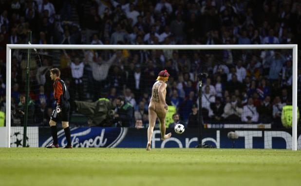 Робъртс, Шампионска лига