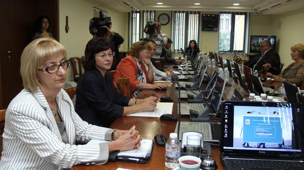 ВСС среща с НПО