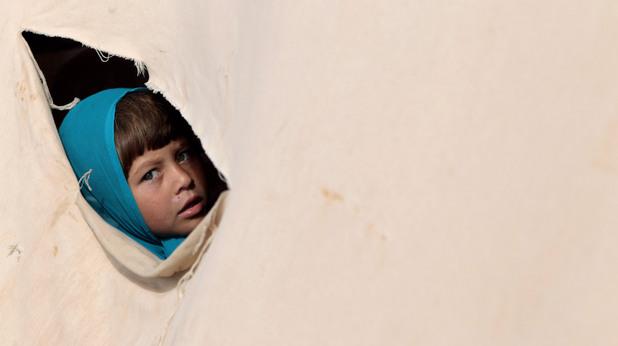 Деца в Кабул