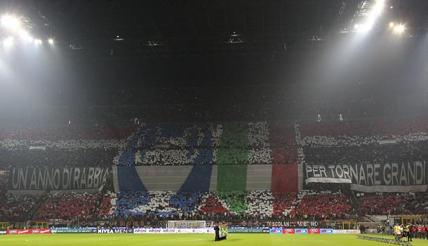Милан, хореография