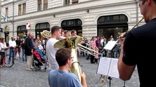 Brass Against the Machine