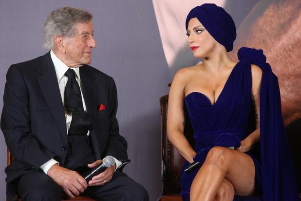 Лйди Гага и Тони Бенет