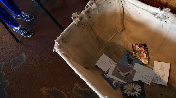 Ай Вейвей с изложба в алкатраз