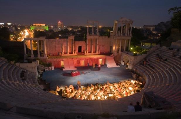 Пловдив, БЪЛГАРИЯ, Европейска столица на културата 2019