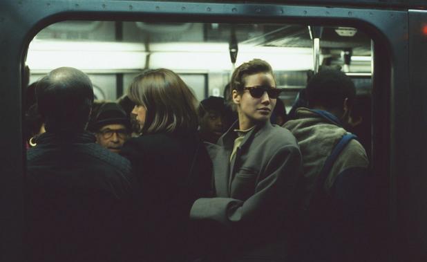 Кристи Търлингтън в метрото