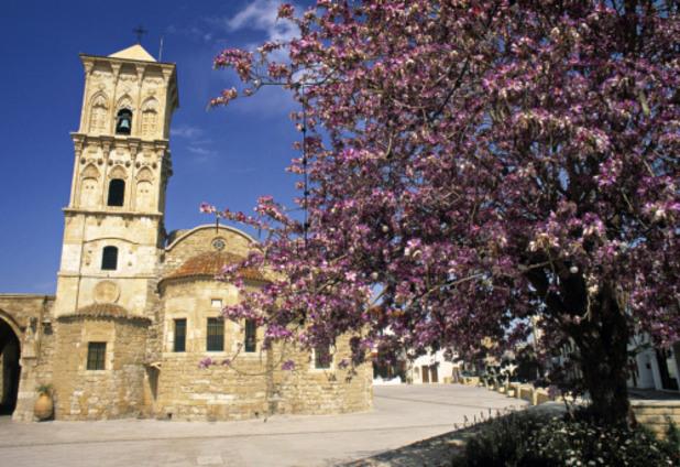 Ларнака, Кипър