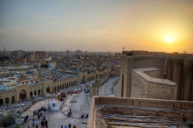 Арабил, Ирак