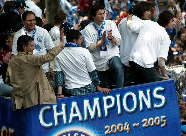 Челси, 2005