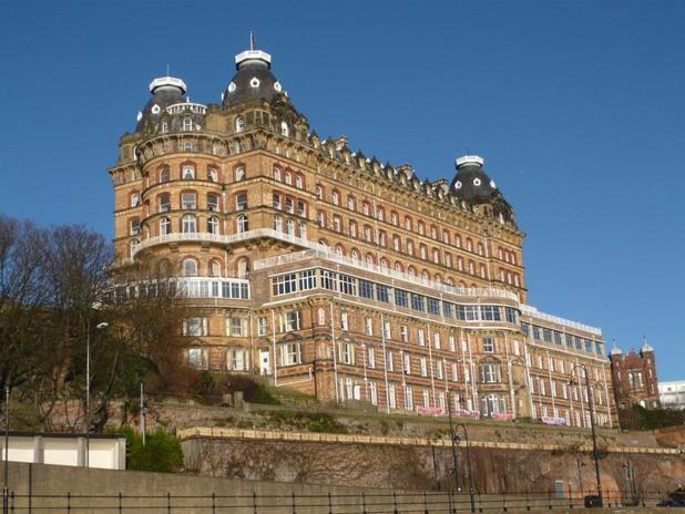 Гранд хотелът в Скарборо, Великобритания